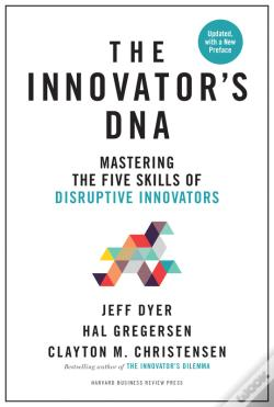 Wook.pt - Innovator'S Dna, Updated, With A New Introduction