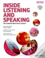 Inside Listening & Speaking Introduction Students Book Pack