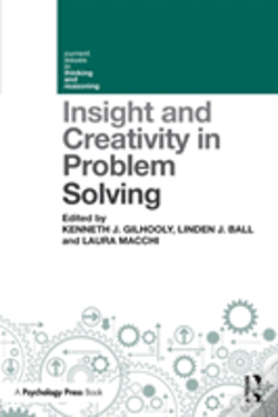 Wook.pt - Insight And Creativity In Problem Solving