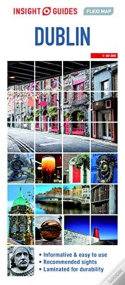 Wook.pt - Insight Guides Flexi Map Dublin (Insight Maps)