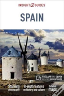 Wook.pt - Insight Guides Spain