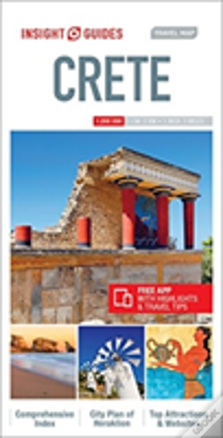 Wook.pt - Insight Guides Travel Map Crete