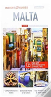 Insight Guides: Travel Map Malta