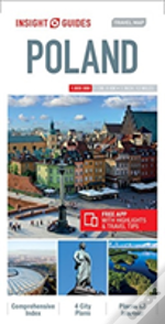Insight Guides Travel Map Poland