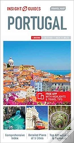 Insight Guides: Travel Map Portugal