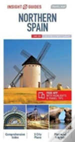 Insight Travel Map Northern Spain