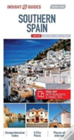 Wook.pt - Insight Travel Map Southern Spain