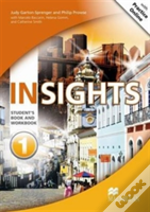 Insights Student'S Book And Workbook With Mpo Pack Level 1