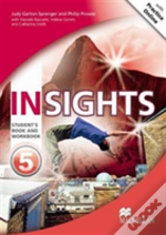 Insights Student'S Book And Workbook With Mpo Pack Level 5