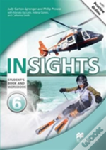 Insights Student'S Book And Workbook With Mpo Pack Level 6