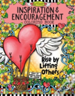 Inspiration & Encouragement Coloring Bk