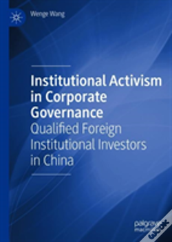 Wook.pt - Institutional Activism In Corporate Governance