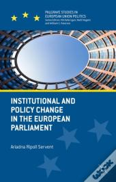 Institutional And Policy Change In The European Parliament