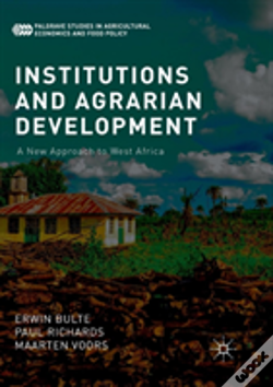 Wook.pt - Institutions And Agrarian Development