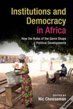 Wook.pt - Institutions And Democracy In Africa