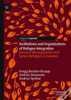 Wook.pt - Institutions And Organizations Of Refugee Integration