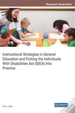 Wook.pt - Instructional Strategies In General Education And Putting The Individuals With Disabilities Act (Idea) Into Practice