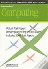 Int 2 Computing Sqa Past Papers