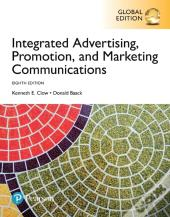 Integrated Advertising, Promotion, And Marketing Communications, Global Edition