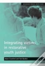 Integrating Victims In Restorative Youth Justice