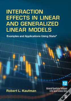 Wook.pt - Interaction Effects In Linear And Generalized Linear Models
