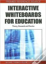 Interactive Whiteboards For Education