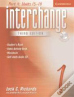 Interchange Level 1 Part 4 Student'S Book With Self Study Audio Cd