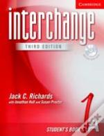 Interchange Student'S Book 1a With Audio Cd