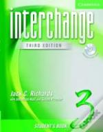 Interchange Student'S Book 3 With Audio Cd
