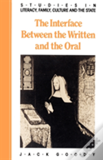 Interface Between The Written And The Oral