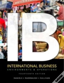 Wook.pt - International Business Plus Myiblab With Pearson Etext