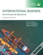 International Business Plus Pearson Mylab Management With Pearson Etext, Global Edition