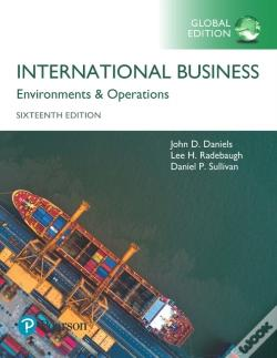 Wook.pt - International Business Plus Pearson Mylab Management With Pearson Etext, Global Edition