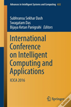 Wook.pt - International Conference On Intelligent Computing And Applications