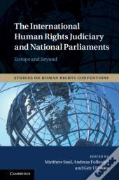 International Human Rights Judiciary And National Parliaments