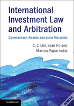 Wook.pt - International Investment Law And Arbitration