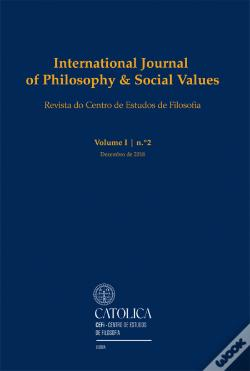 Wook.pt - International Journal of Philosophy and Social Values