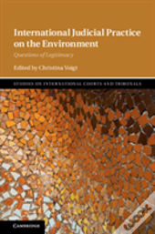 International Judicial Practice On The Environment