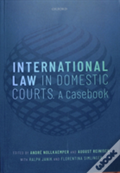 International Law In Domestic Courts A C