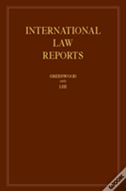 Wook.pt - International Law Reports Vol 172