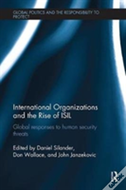 Wook.pt - International Organizations And The Rise Of Isil