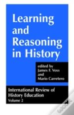 International Review Of History Educationlearning And Reasoning In History