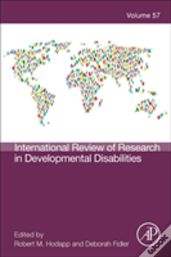 Wook.pt - International Review Of Research In Developmental Disabilities