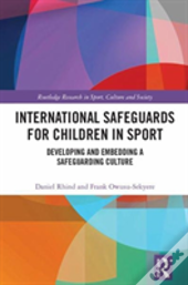 International Safeguards For Children In Sport