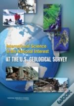 International Science In The National Interest At The U.S. Geological Survey