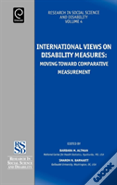 International Views On Disability Measures