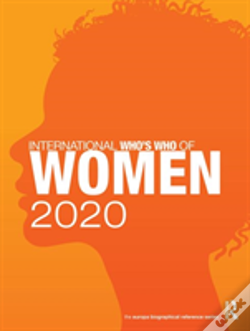 Wook.pt - International Who'S Who Of Women 2020