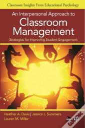 Interpersonal Approach To Classroom Management