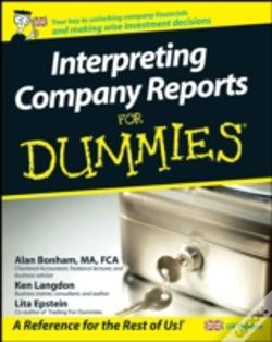 Wook.pt - Interpreting Company Reports For Dummies