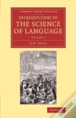 Introd To Science Of Language V2